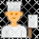 Chef Avatar Occupation Icon