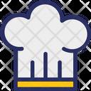 Chef Chef Cap Chef Hat Icon