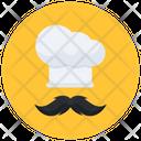 Chef Culinary Artist Chef Hat Icon