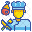 Chef Cook Food Icon