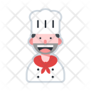 Chef Avatar Man Icon