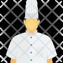 Chef Avatar Cook Icon