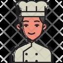 Chef Cook Kitchen Icon