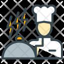 Chef Cloche Service Icon