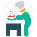 Chef Cooker Cooking Icon