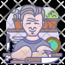 Chef Chicken Gordon Icon