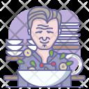 Chef Gordon Ramsay Icon