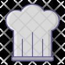 Chef Food Hat Icon