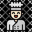 Chef Avatar Food Icon