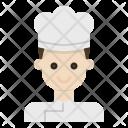 Chef Cooker Restaurant Icon
