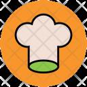 Chef Hat Toque Icon