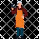 Butcher Boner Skinner Icon