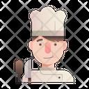 Chef Cook Male Chef Icon