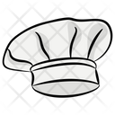 Chef Cap Chef Hat Baker Cap Icon