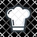 Chef Cap Cook Cap Chef Hat Icon