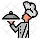 Chef Cook Service Icon