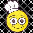 Chef Emoji Icon