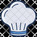 Chef Haircap Icon