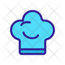 Hat Cooking Chef Icon