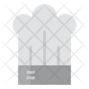 Food And Restaurant Kitchen Pack Chef Hat Icon