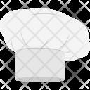 Chef Hat Clothing Icon