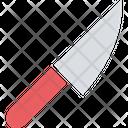Chef Knife Cutlery Cutting Tool Icon
