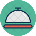Chef Platter Covered Food Food Platter Icon