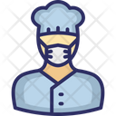 Chef Cook Head Cook Icon