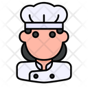 Chef Cook Cooker Icon