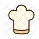 Chefs Hat Hat Cook Hat Icon
