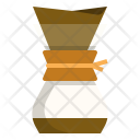 Chemex Coffee Maker Icon