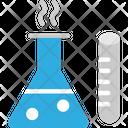 Chemical Test Tube Tube Icon