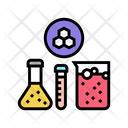 Chemical Experiment Substrate Icon