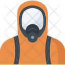 Chemical Protection Safety Icon