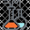 Chemical Chemistry Liquid Icon