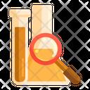 Mchemical Analysis Chemical Analysis Chemical Research Icon