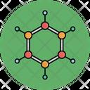 Chemical Atom Icon