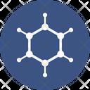 Chemical Atom Atom Electron Icon