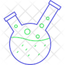 Chemical Beaker Chemical Lab Clinical Testing Icon