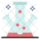 Chemical Beaker Chemical Flask Lab Apparatus Icon