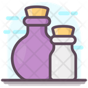 Chemical Bottle Icon