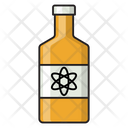Bottle Chemical Lab Icon