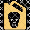 Chemical Danger Sign Danger Symbol Icon