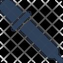 Chemical Dropper Color Picker Dropper Icon
