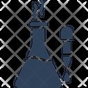 Chemical Dropper Dropper Lab Test Icon