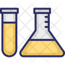 Conical Flask Culture Tube Lab Flask Icon