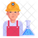 Chemical Engineer Icon