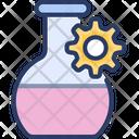 Chemical Engineering Chemist Chemistry Icon