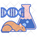 Experiment Dna Chemical Icon