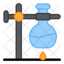 Chemical Experiment Lab Experiment Chemical Testing Icon